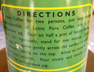 grüner Lyons Coffee-Dose-Directions-B300-1